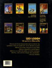 Verso de Léo Loden -9- Chaud beffroi