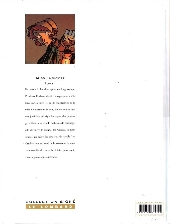 Verso de Miss Endicott -1- Tome 1