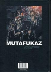Verso de Mutafukaz -2- Troublants trous noirs