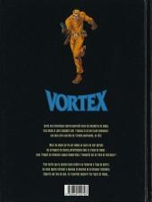 Verso de Vortex -7- Tess Wood & Campbell - 7