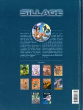 Verso de Sillage -10- Retour de flammes