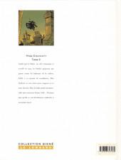 Verso de Miss Endicott -2- Tome 2