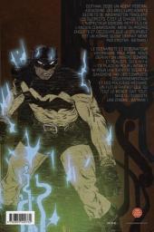Verso de Batman (DC Icons) -4- Année 100