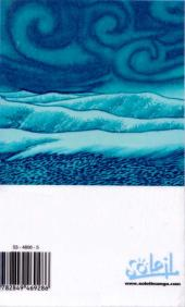 Verso de Triton (Tezuka) -2- Triton - Le meilleur d'Osamu Tezuka 2