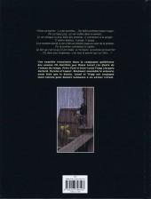 Verso de Magasin général -3- Les hommes