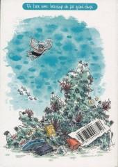 Verso de Les petits riens de Lewis Trondheim -2- Le syndrome du prisonnier