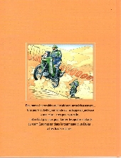 Verso de Euromaster team Dakar - Euromaster team dakar