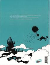 Verso de Donjon Monsters -2- Le géant qui pleure