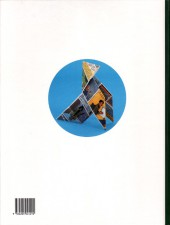 Verso de Les dingodossiers -3- Dingodossiers 3