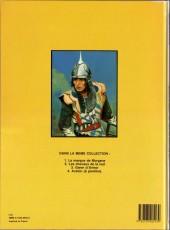 Verso de Les Écluses du ciel -3- Gwen d'Armor