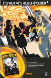 Verso de Infinite Crisis : 52 -9- Une pluie de surhommes