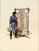 Verso de Blueberry -7- Le cheval de fer