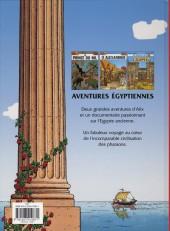 Verso de Alix (Intégrale) -1- Les Aventures égyptiennes