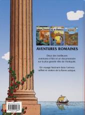 Verso de Alix (Intégrale) -2- Les aventures romaines