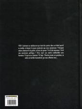 Verso de Spirou et Fantasio (Une aventure de / Le Spirou de...) -4- Le journal d'un ingénu