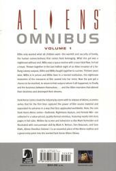 Verso de Aliens (Omnibus) -1- Aliens - volume 1