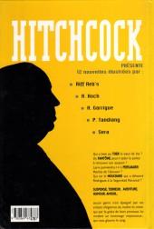 Verso de Alfred Hitchcock présente - Pas de pitié pour le mouchard et autres récits
