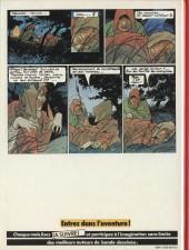 Verso de Les compagnons du crépuscule -1- Le sortilège du bois des brumes