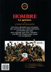 Verso de Hombre - La genèse -103- Le chasseur