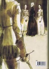 Verso de Les invisibles (Harambat) - Les invisibles