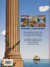 Verso de Alix (Intégrale) -5- Les aventures carthaginoises