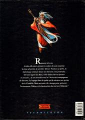 Verso de Allande -2- Le Secret d'Alcante