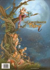 Verso de Les conquérants de Troy -2- Eckmül le bûcheron