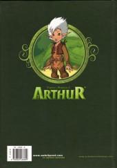 Verso de Arthur et les minimoys -4- D'autres aventures d'Arthur