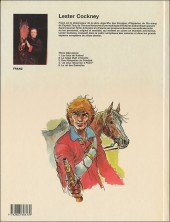 Verso de Lester Cockney -5- Le Roi des Dalmates