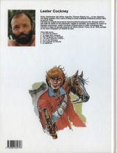 Verso de Lester Cockney -7- La Déchirure