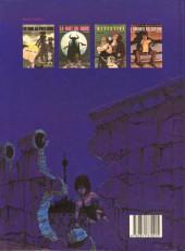 Verso de Alain Moreau -4- La double lune de Berlin