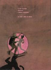 Verso de Alain Moreau -3- L'amante religieuse