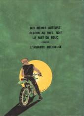 Verso de Alain Moreau -2- Détective