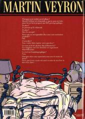 Verso de L'amour propre -1- L'amour propre ne le reste jamais très longtemps