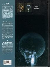 Verso de Meteors -2- Les Neoquantiques