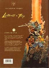 Verso de Lanfeust de Troy -3- Castel Or-Azur