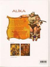 Verso de Alika -2- La thaumaturge