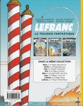 Verso de Lefranc -INT2- Lefranc - La trilogie fantastique