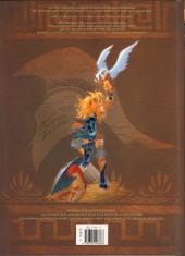 Verso de Atalante - La Légende -4- L'Envol des Boréades