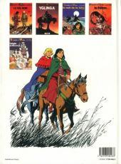 Verso de Brunelle et Colin -5- L'aigle de Mounrah
