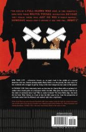 Verso de DMZ (2006) -INT04- Friendly Fire