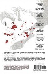 Verso de DMZ (2006) -INT05- The Hidden War