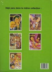 Verso de Cléo (Les aventures de) (Colber) -6- 6ème épisode