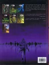 Verso de Le tueur -7- Le commun des mortels