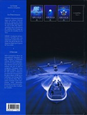 Verso de Arctica -3- Le Passager de la Préhistoire