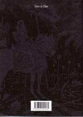 Verso de Dampyr -8- Les Loups-garous - Les Chasseurs de fantômes