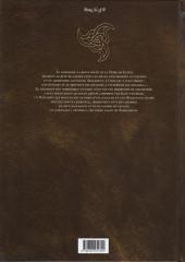 Verso de Le donjon de Naheulbeuk -6- Deuxième saison, partie 4