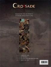 Verso de Croisade -4- Becs de feu