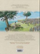 Verso de Le voyage des pères -2- Alphée