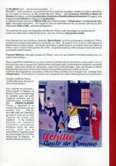 Verso de Achille & Boule-de-gomme -1- Les aventures d'Achille et Boule-de-gomme